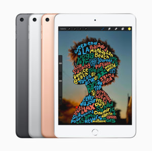 "Apple iPad Mini 7,9"" - 256 Go Cellular (2019)"