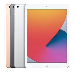 "Apple iPad 10,2"" - 128 Go Cellular (2020 - 8ème gen)"
