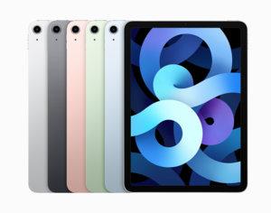 """Apple iPad Air 10,9"""" - 64 Go Cellular (2020)"""