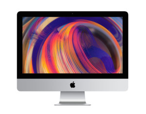 "Apple iMac 21,5"" Retina 4K - i3-8th / 8 Go / 1 To SSD / Radeon Pro 555X"