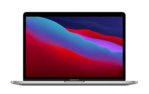 """Apple MacBook Pro 13"""" Touch Bar 2021 - Apple M1 / 8 Go / 2 To"""