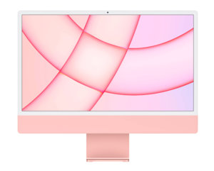 Apple iMac 24 (M1 8c / 8 Go / 512 Go) - Rouge / Rose