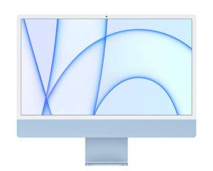 Apple iMac 24 (M1 7c / 8 Go / 256 Go) - Bleu