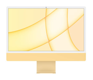 Apple iMac 24 (M1 8c / 8 Go / 512 Go) - Jaune