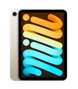 "Apple iPad Mini 8,3"" - 64 Go + 5G Lumière stellaire (2021)"