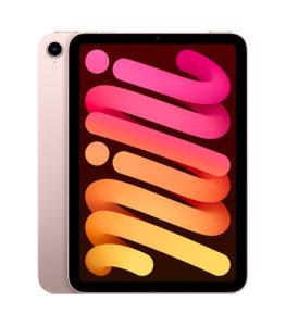 """Apple iPad Mini 8,3"""" - 256 Go Wi-Fi Rose (2021)"""