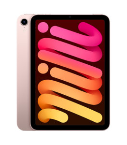 "Apple iPad Mini 8,3"" - 64 Go + 5G Rose (2021)"