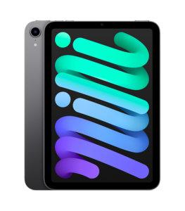 """Apple iPad Mini 8,3"""" - 64 Go + 5G Gris sidéral (2021)"""