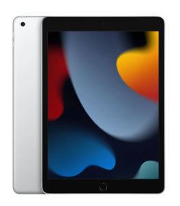 """Apple iPad 10,2"""" - 256 Go Wi-Fi Argent (2021 - 9ème gen)"""