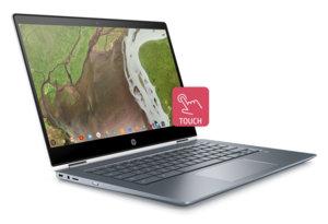 HP Chromebook x360 14-da0002nf
