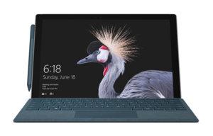 Microsoft Surface Pro 5 - m3 / 128 Go / 4 Go