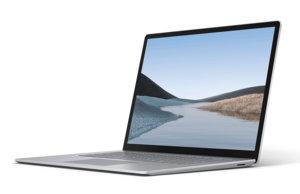 """Microsoft Surface Laptop 3 15"""" - i7 + 16 Go + 512 Go"""