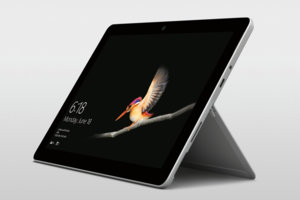 Microsoft Surface Go - 128 Go + 4G