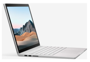 "Microsoft Surface Book 3 13"" - i5 / 8 Go / 256 Go"