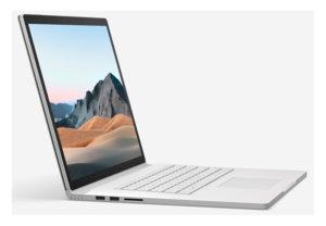 """Microsoft Surface Book 3 15"""" - Intel Core i7 / 16 Go / 256 Go / 1660 Ti Max-Q"""