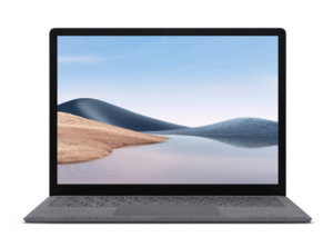 "Microsoft Surface Laptop 4 13,5"" - Intel Core i5 / 16 Go / 512 Go (Platine)"