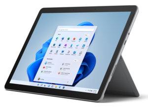 Microsoft Surface Go 3 - Pentium Gold 6500Y / 4 Go / 64 Go (Platine)