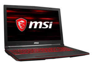 MSI GL63 8RE-616XFR