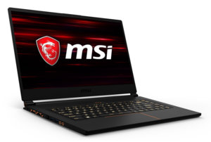 MSI GS65 Stealth Thin 9SD-640FR