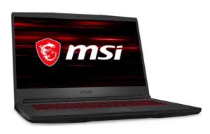 MSI GF65 Thin 10SDR-1063FR