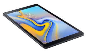 """Samsung Galaxy Tab A (2018) 10.5"""" - 64 Go Noire + 4G"""