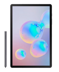 Samsung Galaxy Tab S6 - 256 Go WiFi (Gris titane SM-T860)