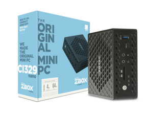 Zotac ZBOX CI329NANO-BE-W3C