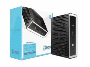 Zotac ZBOX CI662NANO-BE Barebone