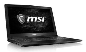 MSI GL62MVR 7RFX-1262XFR