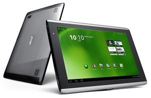 Acer Iconia Tab A501 - 64 Go + 3G