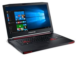 Acer Predator 17 - G9-792-51V5