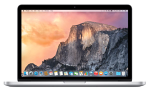 Apple Macbook Pro 15 MJLQ2F/A - 256 Go