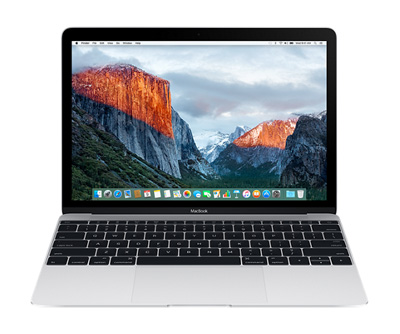 Apple Macbook 2016 MLHC2FN/A - 512 Go - Argent