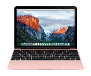 Apple Macbook 2016 MMGL2FN/A - 256 Go - Or rose