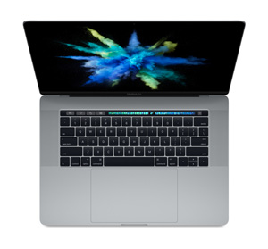 Apple MacBook Pro 15 Touch Bar - 256 Go / Gris sidéral