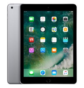 """Apple iPad 9.7"""" 128 Go WiFi + 4G Gris sidéral (2017)"""