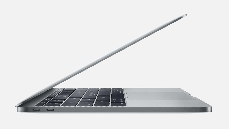 apple macbook pro 13 2017 128 go gris sid ral achetez au meilleur prix. Black Bedroom Furniture Sets. Home Design Ideas