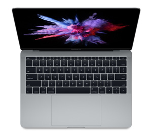 "Apple MacBook Pro 13"" 2017 - 128 Go / Gris Sidéral"