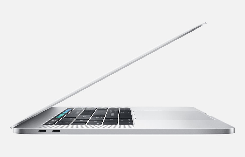 apple macbook pro 15 touch bar 2017 256 go argent achetez au meilleur prix. Black Bedroom Furniture Sets. Home Design Ideas