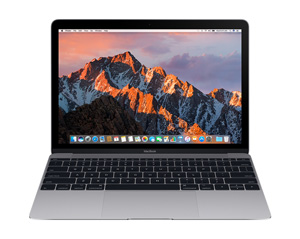 "Apple MacBook 12"" 2017 MNYF2FN/A - 256 Go / Gris Sidéral"