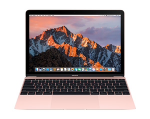 "Apple MacBook 12"" 2017 MNYM2FN/A - 256 Go / Or Rose"
