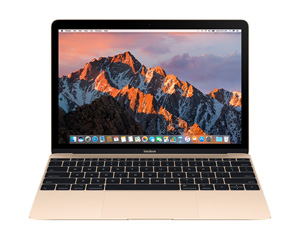 "Apple MacBook 12"" 2017 MNYL2FN/A - 512 Go / Or"