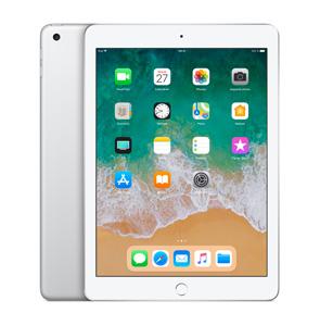 "Apple iPad 9.7"" 128 Go WiFi + 4G Argent (2018)"