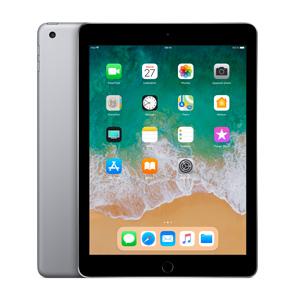 """Apple iPad 9.7"""" 32 Go WiFi + 4G Gris Sidéral (2018)"""
