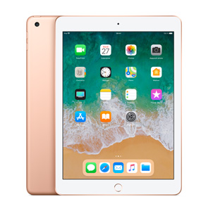 "Apple iPad 9.7"" 128 Go WiFi + 4G Or (2018)"