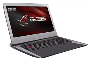 Asus ROG G752VY-GB120T