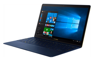 "Asus Zenbook 3 - 3U-GS118T - PC portable 12.5"" - Intel HD Graphics 620"