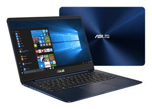 Asus ZenBook Plus - UX430 - 78512 Bleu métal (3)