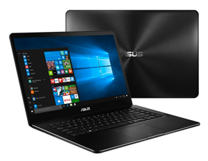 Asus ZenBook Pro UX550VD-E2115T