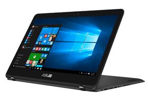 Asus ZenBook Flip - UX360UAK-DQ417T